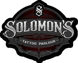 Solomon Tattoo Logo