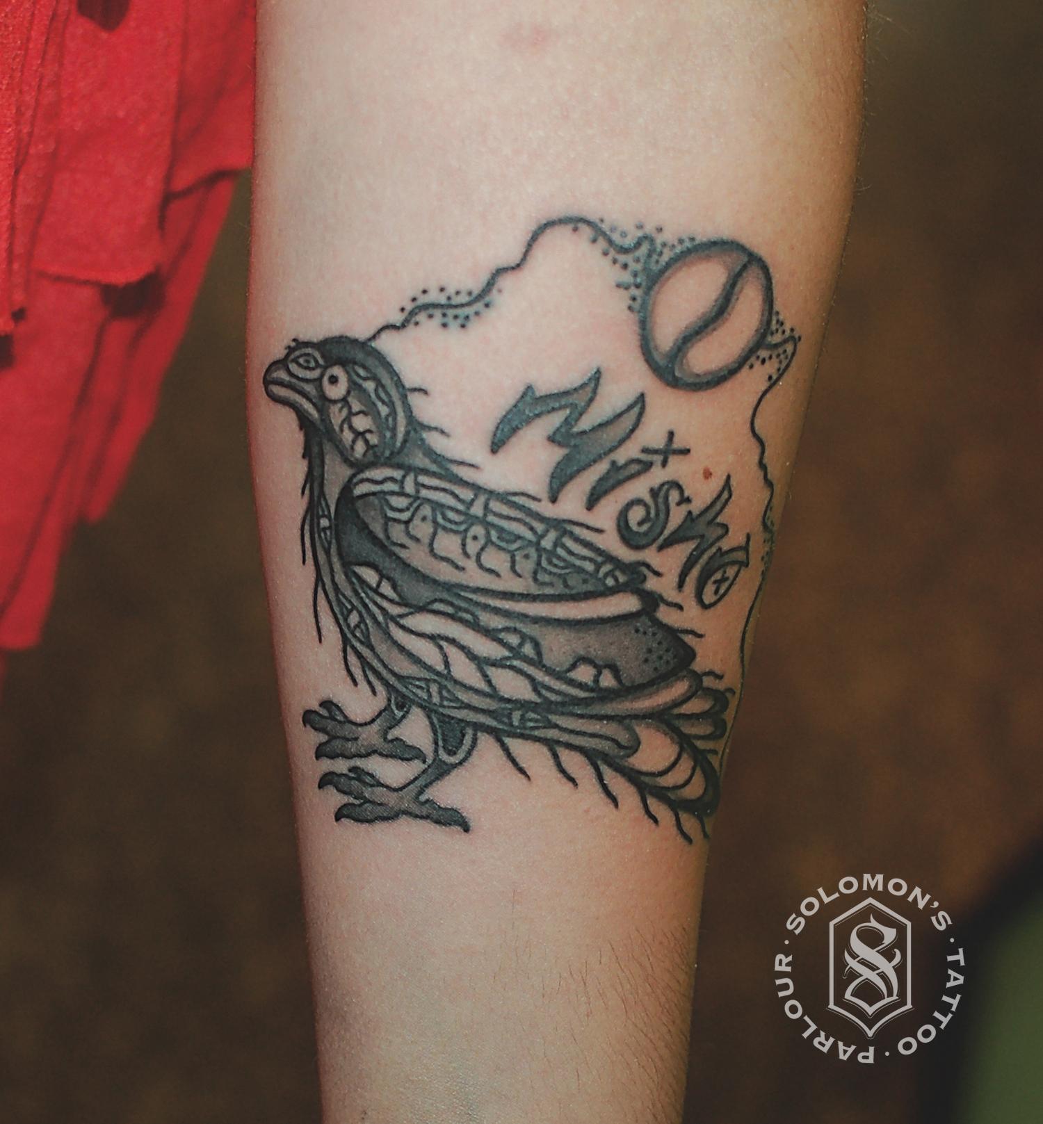 ojibway raven